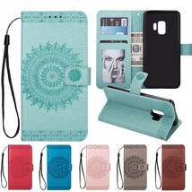 Retro Magnetic Leather Wallet Case Cover For Samsung Galaxy S10+ S10e S9 S9Plus - $60.45