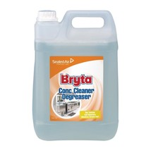 2 X Bryta Cleaner Degreaser 5Ltr Removes Catering Kitchen Tough Grease - $62.38