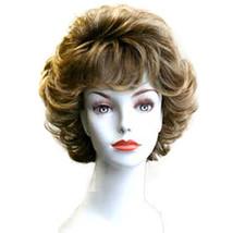 Fashion women short wavy E CLAIR professional wig