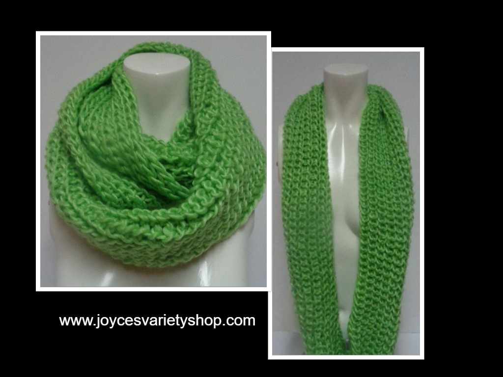 Lime green scarf web collage 2018 01 15