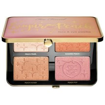 Too Faced Sugar Peach Face & Eye Pallet 100% Authentic!! - $26.72