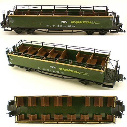 Weiberitztalbah Rail Ways Observation And Sight Seeing Passenger Train Car