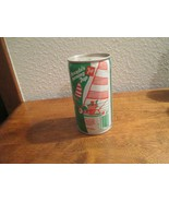 Nevada NV Turning 7up vintage pop soda metal can sailing death valley - $10.99