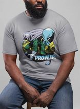 The Prowler T-shirt Hobie Brown retro cotton graphic tee Marvel Bronze Age image 3