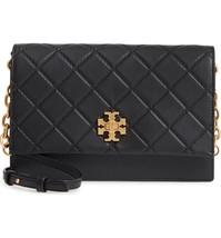 Tory Burch Georgia Cross Body Bag ($428)- Black - £249.11 GBP