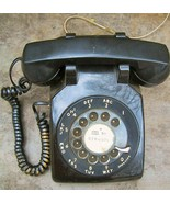 Retro Western Electric Rotary Dial Bell Telephone Desk Phone - $45.00