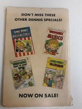 LOT of Silver Age Dennis the Menace Comics image 8