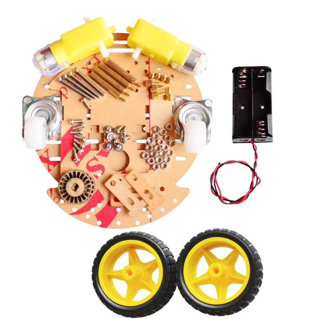 Smart Car Chassis Robot Tracing Strong Magnetic Motor