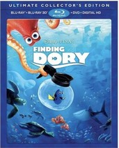 Disney Pixar Finding Dory [3D+Blu-ray+DVD]