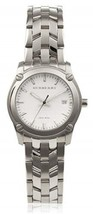 Burberry BU1853 Heritage Silver-Tone Stainless Steel Watch - $138.55