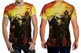 Death On The Road Wallpaper Tee Men's - $22.99