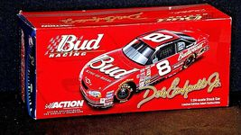 Bud Racing Dale Earnhardt Jr. #8 1:24 scale stock cars Limited Edition image 5