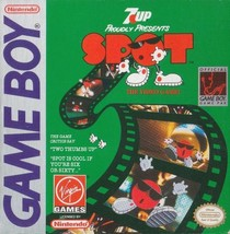 Spot: The Video Game (Nintendo Game Boy, 1990) - $7.70