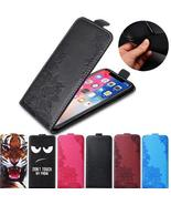 PU Leather Vertical Flip Case for Huawei Nova 3 - Various Themes & Colours - $7.99+