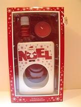 Oil Burner Set Includes Tealight Fragrance Oil ~ Gingerbread Fragrance - $19.79