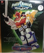 Power Rangers Lost Galaxy Deluxe Galaxy Megazord Action Figure - $392.03