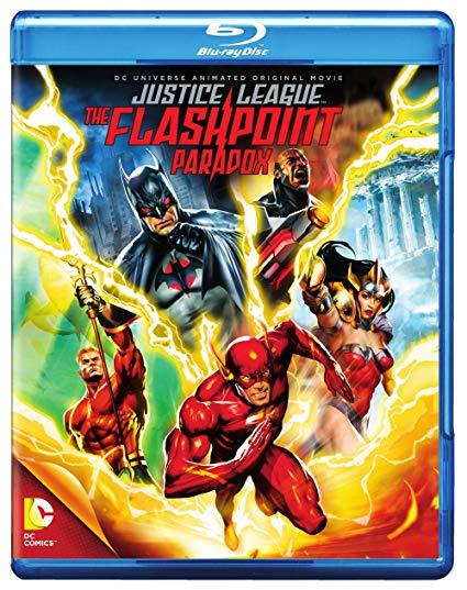 DCU Justice League: The Flashpoint Paradox (Blu-ray)