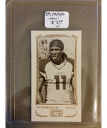 2009 Topps Mayo Mini #162 Larry Fitzgerald - Arizona Cardinals - NFL - $1.85