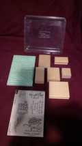 Stampin' Up! Love Ya Bunches Stamp Set - $14.99