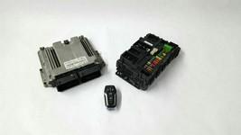 ECM Electronic Control Module, Key & Junction Box 2014 14 Ford Fusion 2.... - $244.53