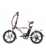 Quadrini Mini Max Folding Electric Bicycle - $1,499.00
