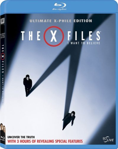 X-Files: I Want to Believe [Blu-ray] (2008)