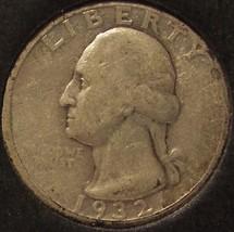 1932-D Silver Washington Quarter F Key Date #0123 - $166.99