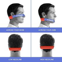 NEKMATE Neckline Shaving Template and Hair Trimming Guide   Barber Style DIY Han image 5