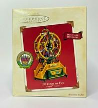2003 Hallmark 100 Years of Fun Crayola Crayons Ornament U20 - $19.99