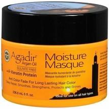 Agadir Argan Oil Moisture Masque Sulfate Free 8 oz - $16.99