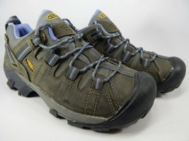 Keen Targhee II Niedrig Größe 10 M (B) Eu 40.5 Damen Wp Trail Wanderschuhe
