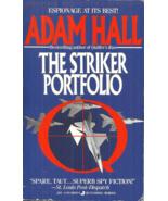 THE STRIKER PORTFOLIO  Adam Hall - QUILLER SERIES #3 - SABOTAGE IN WEST ... - $5.00