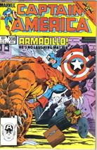 Captain America Comic Book #308 Marvel Comics 1985 VERY FINE+ NEW UNREAD - $2.50