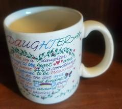 Joy Of A Daughter Cup American Greetings - $7.99