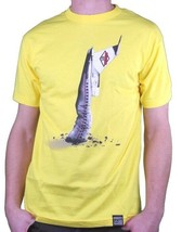 Dissizit DEEZEE Tee Boys Licensed to Ill Yellow T-Shirt image 1