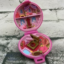 Vintage Bluebird Polly Pocket 1992 Jeweled Palace Genie Compact 95% Complete - $59.39