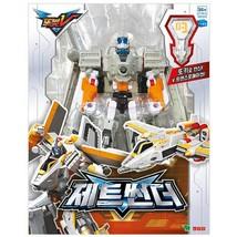 Tobot Jet Thunder Transforming Action Figure Tobot V Season 3 Korean Robot Toy