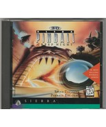 3-D Ultra Pinball Creep Night by Sierra 1996 - $18.10