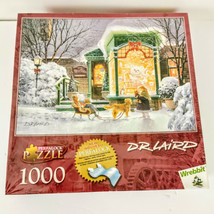 Wrebbit Jig Saw Puzzle 1000 pieces Bears Den Store Scene New Sealed - $24.99