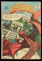 REPTISAURUS SPECIAL EDITION #1 1963-CHARLTON-HORROR FR/G - $18.62
