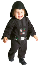 Darth Vader , Star Wars , Toddler Costume , Up To 24 MONTHS , Free Shipping - $32.00