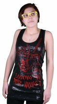 Iron Fist Mr Wong's Sequined Tank Size: S
