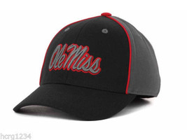 "MISSISSIPPI UNIVERSITY OLE MISS - TOW NCAA ""BUZZER BEATER"" FLEX FIT CAP/... - $18.04"