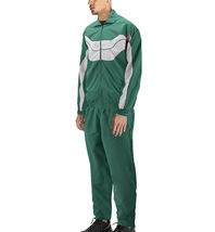 Men's Casual Running Working Out Jogging Gym Fitness Straight Leg Tracksuit Set image 7