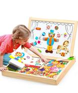Board Wooden Magnetic Puzzle for kids - $29.95
