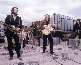 Beatles McCartney Lennon 61 Vintage 11X14 Color Music Memorabilia Photo - $13.95