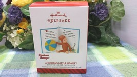 Hallmark Curious Little Monkey 2014 ornament - $14.60