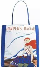 Estee Lauder Harper's Bazaar Beach Tote Shopping Bag Retro 2 Sided NEW F... - $9.85