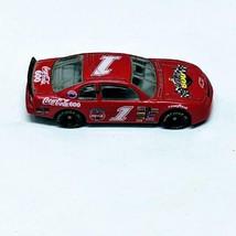 1996 Revell NASCAR #1 Red Chevrolet Monte Carlo Coca Cola 600 1:64 Diecast Loose - $9.89