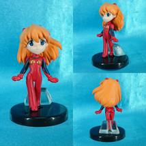 Bandai EVA Evangelion Torikore 2006 Gashapon Mini Figure Asuka Langley Soryu C - $19.99